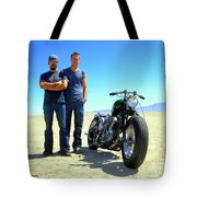 Actor - Brad Pitt With Shinya Kimura Tote Bag