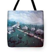 Braddock Heights Mural Tote Bag
