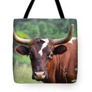 Braford Bull Tote Bag