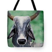 Brahma Bull Tote Bag