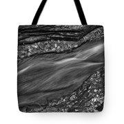 Braided Water Tote Bag