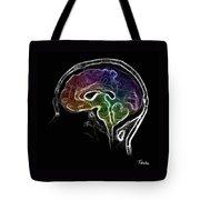 Brain And Mind Tote Bag
