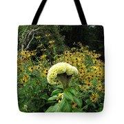 Brain Flower Tote Bag