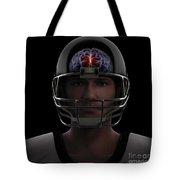 Brain Injury Tote Bag