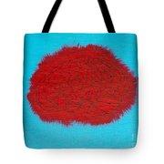 Brain Red Tote Bag
