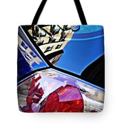 Brake Light 50 Tote Bag