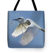 Branch Of Peace Tote Bag