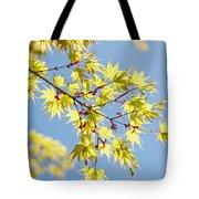 Branche In Springtime Tote Bag