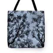 Branches Across Tote Bag