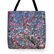 Branches And Blossoms Tote Bag