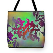 Branches In The Mist 25 Tote Bag
