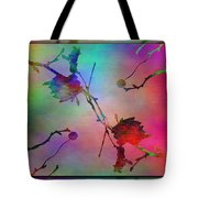 Branches In The Mist 26 Tote Bag