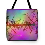 Branches In The Mist 36 Tote Bag