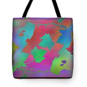 Branches In The Mist 49 Tote Bag