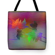 Branches In The Mist 55 Tote Bag