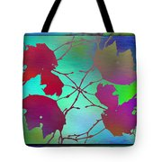 Branches In The Mist 72 Tote Bag