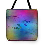 Branches In The Mist 81 Tote Bag
