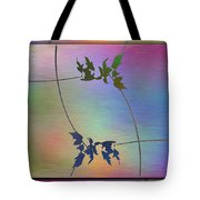 Branches In The Mist 82 Tote Bag