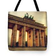 Brandenburg Gate Berlin Germany Tote Bag