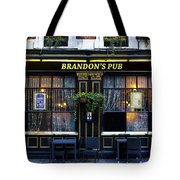 Brandon's Pub Tote Bag
