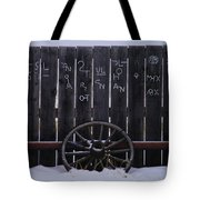 Brands On The Wall Tote Bag