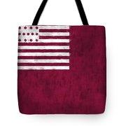 Brandywine Flag Tote Bag by World Art Prints And Designs