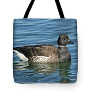 Brant On Calm Water Tote Bag