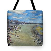 Brant Rock Beach Tote Bag