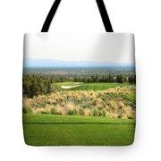 Brasada Canyons Hole #17 Tote Bag