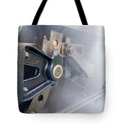 Brass And Steam Tote Bag