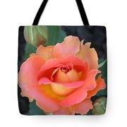Brass Band Rose Tote Bag