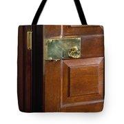 Brass Tote Bag