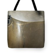 Brass Spin Tote Bag