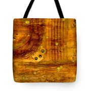 Brass Tokens Tote Bag