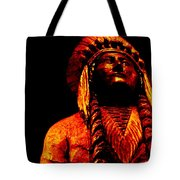 Brave And Proud Tote Bag