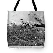 Brave Men Tote Bag