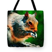 Brazen And Unrepentant Tote Bag