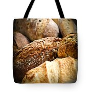 Bread Loaves Tote Bag