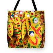 Bread Souls Tote Bag