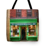 Bread Store New York City Tote Bag