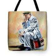 Break For Smoking - Apeadero Para Fumar Tote Bag