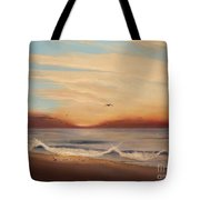 Breakfast At Five Thirty Tote Bag