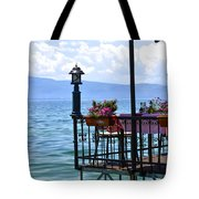 Breakfast For Two Tote Bag
