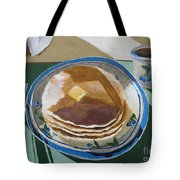 Breakfast Is Served Tote Bag