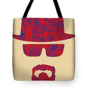 Breaking Bad - 4 Tote Bag