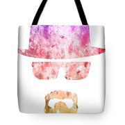 Breaking Bad - 5 Tote Bag