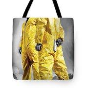 Breaking Bad Artwork Tote Bag