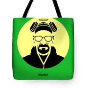 Breaking Bad Poster 3 Tote Bag by Naxart Studio