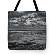 Breaking Sun Tote Bag