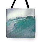 Breaking Wave North Shore Hawaii Tote Bag